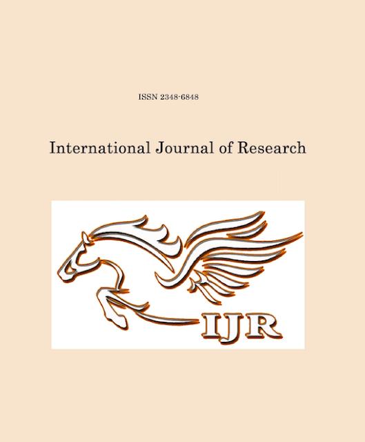 International Journal of Research