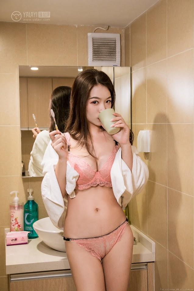 YALAYI雅拉伊 2019.06.10 No.304 慧儿[43+1P472M]