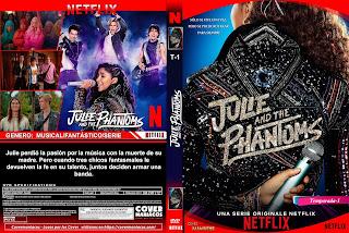 CARATULA 2 JULIE AND THE PHANTOMS 2020 1 TEMPORADA[COVER DVD]