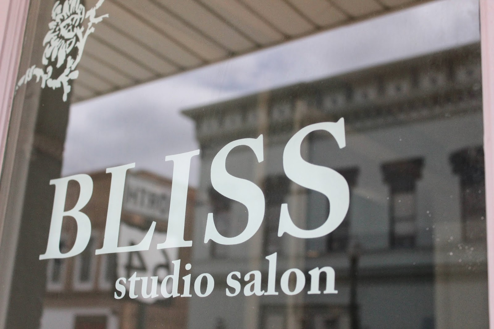 bliss salon spa