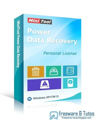 Concours : 10 licences de MiniTool Power Data Recovery 7.0 à gagner !