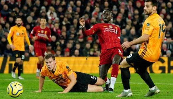 Sadio Mane gives Liverpool victory over Wolves