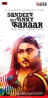 Sandeep Aur Pinky Faraar Budget, Screens And Day Wise Box Office Collection India, Overseas, WorldWide