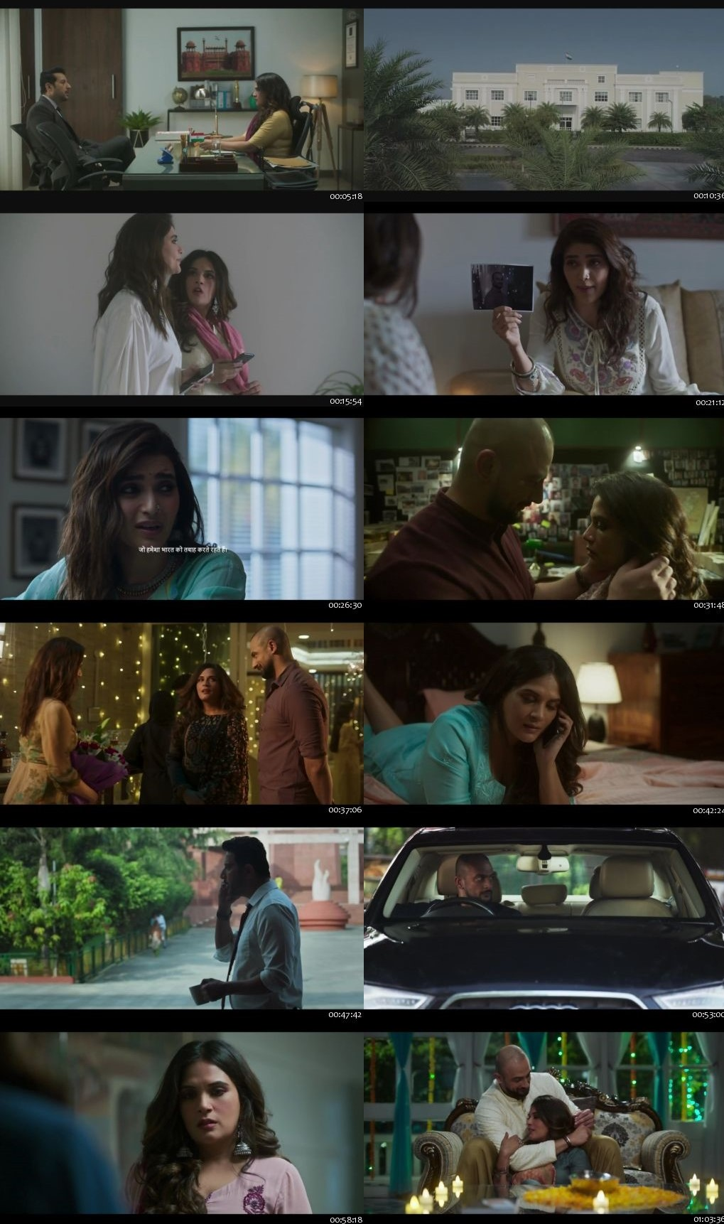 Lahore Confidential 2021 Full Hindi Movie Online Watch HDRip 720p
