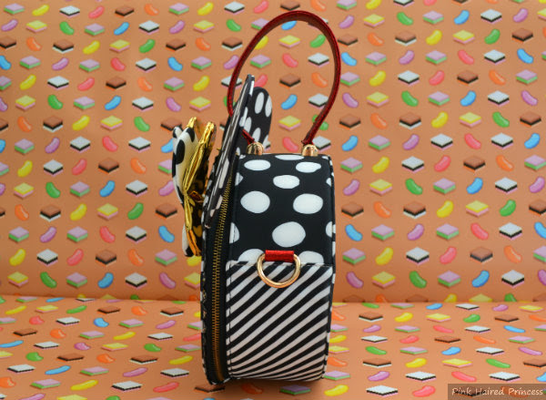 Irregular Choice Disney Oh My bag side
