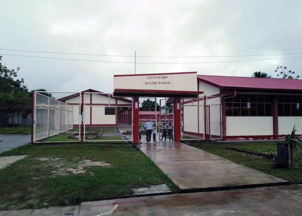 Escuela 60029 - Samito