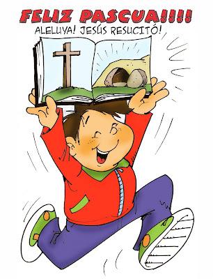 Resultado de imagen para imagenes de domingo de resurreccion para niños