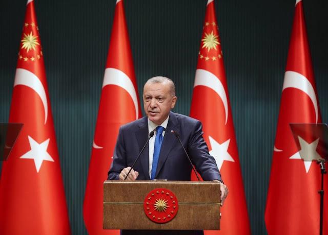 Τα όνειρα του Ερντογάν για νέα Οθωμανική Αυτοκρατορία
