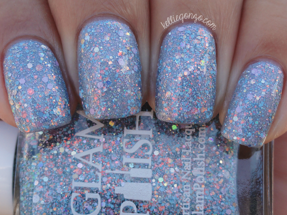 Glam Polish Every Witch Way @kelliegonzoblog