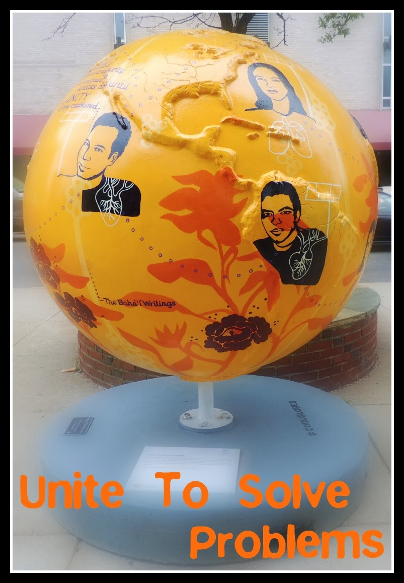 The Cool Globes en Boston: Unite To Solve Problems