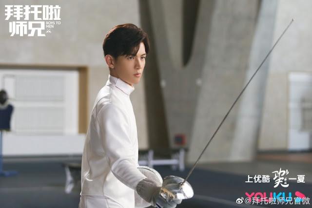Boys to Men fencing drama