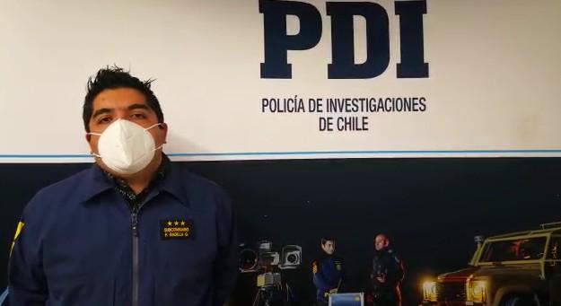 🚨PDI de Valdivia aclaró millonario robo al interior de la empresa PROSEGUR.