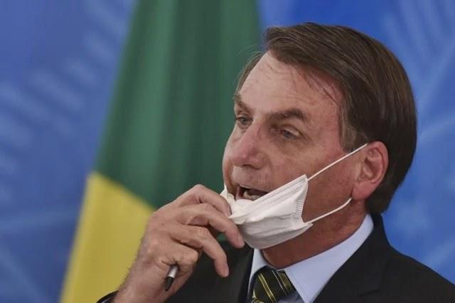 Governo se nega a revelar exame de Bolsonaro