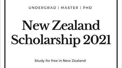 700 منحة حكومية نيوزيلندية 2021 للطلاب الدوليين - ممولة بالكامل