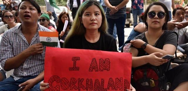 Back to Gorkha identity  Decoding the politics over Darjeeling