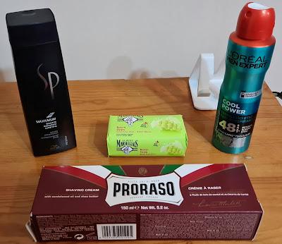Wella SP Men Maxximum Şampuan İncelemesi, Proraso Tıraş Kremi ve Güncel Deodorant, Duş jeli, Yüz Sabunu Önerileri