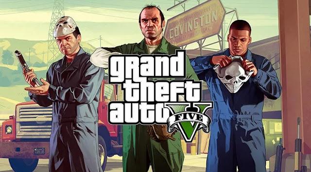 تحميل لعبة grand theft auto v للكمبيوتر مجانا بروابط مباشرة
