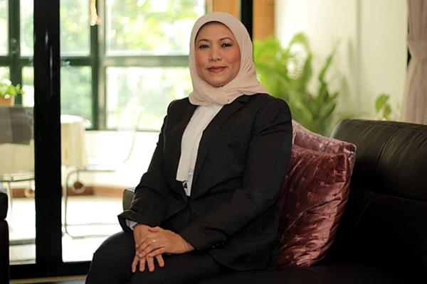Tourism Malaysia Minister Nancy Shukri