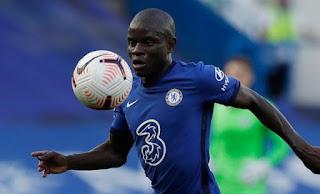 Chelsea boss Thomas Tuchel reveals his long-term plan for N'Golo Kante