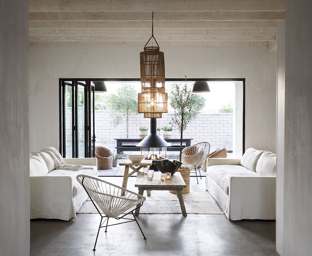 California home with Mediterranean touches by Leanne Ford