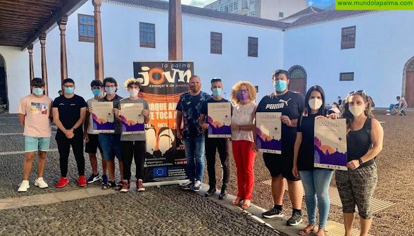El Cabildo retoma el proyecto La Movida, que pone en valor y visibiliza a los jóvenes creadores de la isla