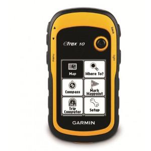 Spesifikasi GPS Garmin eTrex 10