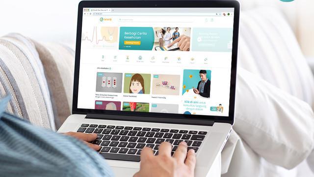 Berobat di Rumah Lebih Mudah Dengan SehatQ.com