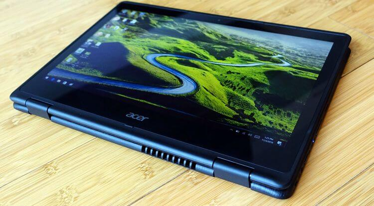 Acer Spin 5 Review: Powerful Laptop for Work 2017