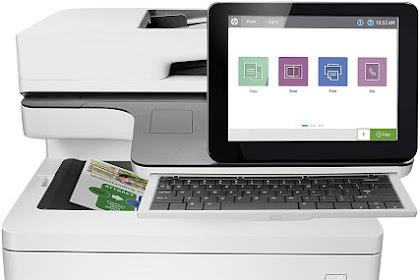 HP Color LaserJet MFP M578c Drivers Download