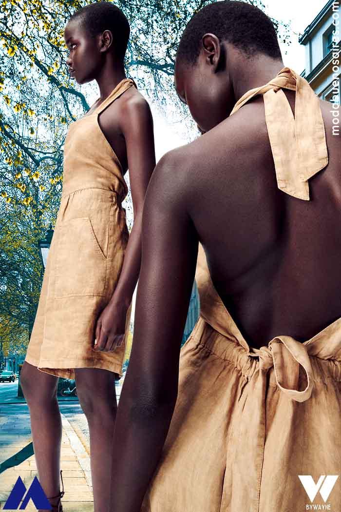vestidos casuales verano 2022 tendencia moda verano 2022