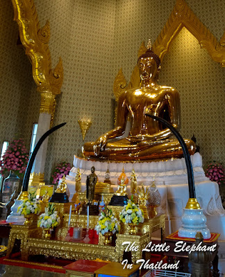 Golden Buddha in Bangkok - Thailand