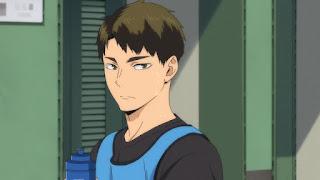 ハイキュー!! アニメ4期   白鳥沢学園高校 牛島若利 Ushijima Wakatoshi   HAIKYU!! Shiratorizawa