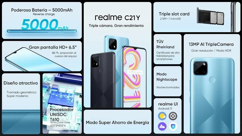 REALME 8 5G EN PERÚ