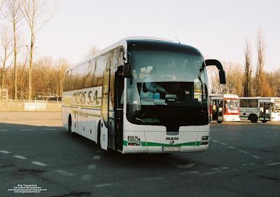 MAN Lion's Coach, PKSiS Oswięcim