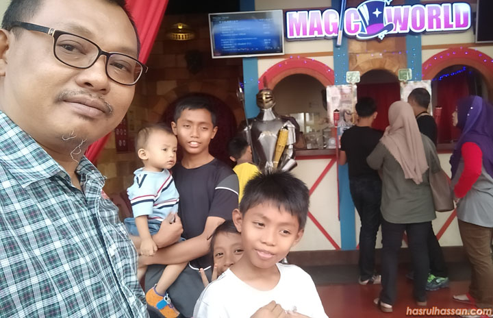 Magic World di Penang