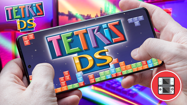 Tetris DS Para Teléfonos Android (ROM NDS)
