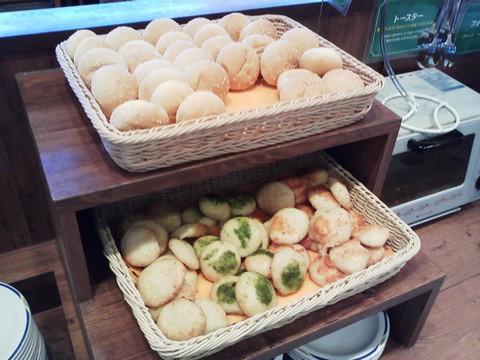 ビュッフェコーナー:パン1 ステーキガスト一宮尾西店2回目