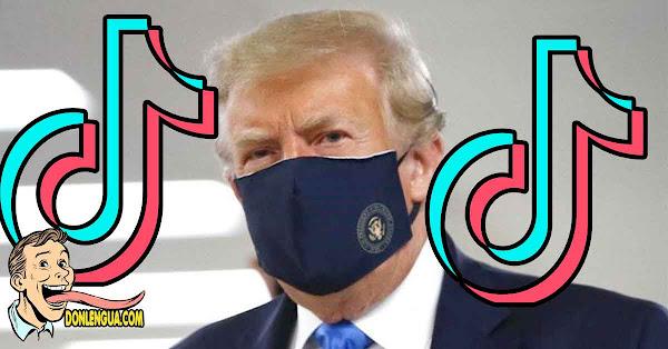 DONALD TRUMP | Tik Tok queda prohibido dentro de los Estados Unidos