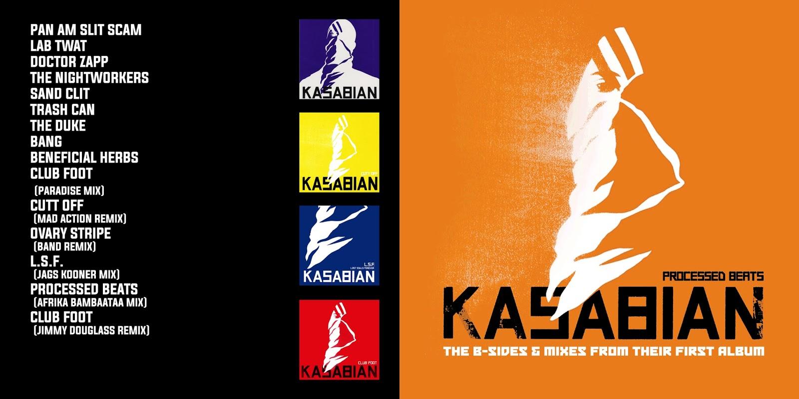 Kasabian Club Foot