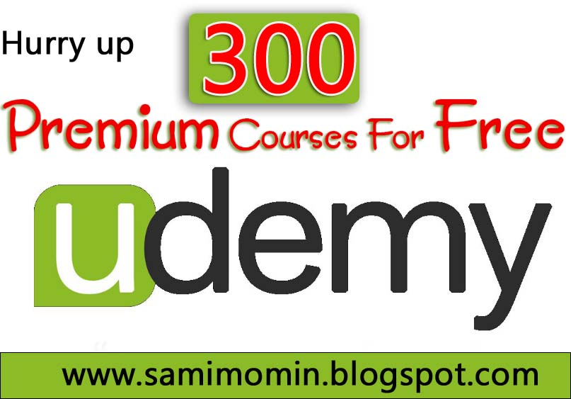 Best 300 Online Courses from Udemy and Save $30000 Free of Cost