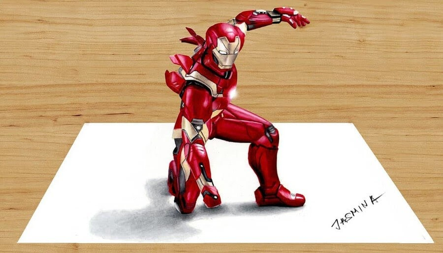 03-Iron-Man-Jasmina-Susak-3D-and-2D-Comic-Book-Superheroes-and-Video-www-designstack-co