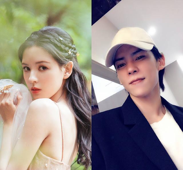 zhang yuxi kenji chen break up