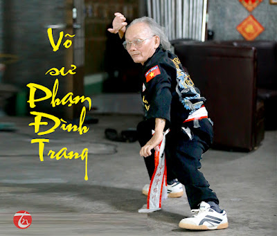 Võ sư Phạm Đình Trang