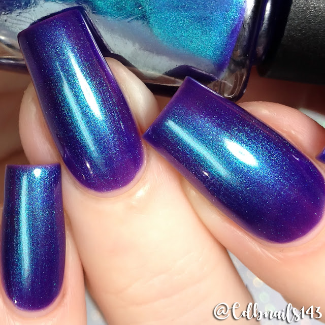 Lollipop Posse Lacquer-Degenerate Beauty Queens