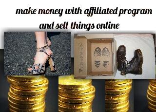 Faire de l'argent en ligne avec le marketing affilié vente en ligne des trucs