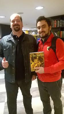 Mauricio R B Campos e Thiago Lee