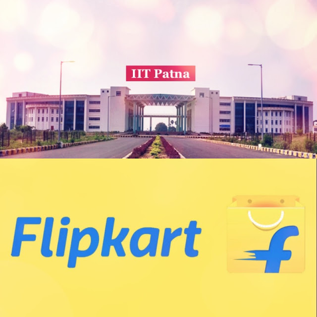 Flipkart and IIT-Patna Collaboration