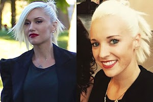 Passion to imitate: lover Gavin Rossdale Gwen Stefani copy
