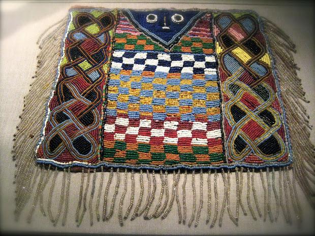 Folk-art-life African Beadwork