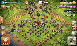 Download Game Clash of Clans Mod Apk
